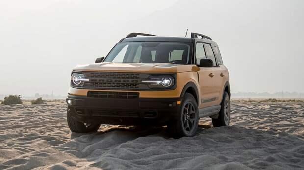 Испытано: 2021 Ford Bronco Sport