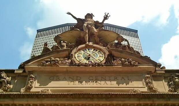Центральный вокзал, Нью-Йорк