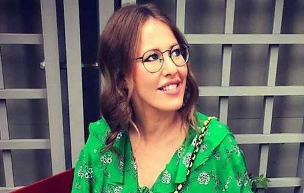 Коллега Ксении Собчак сообщила о ее беременности