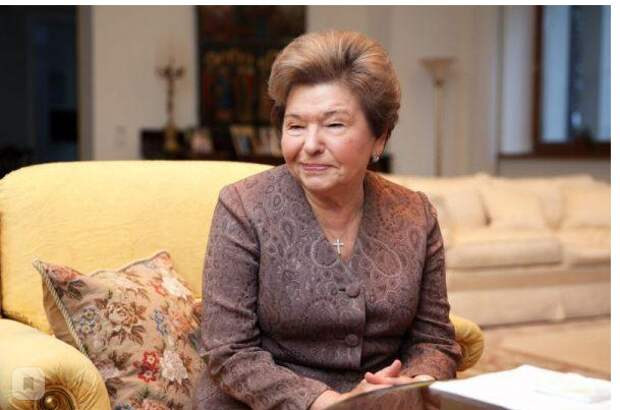 Дворец Наины Ельциной — вдовы первого президента России