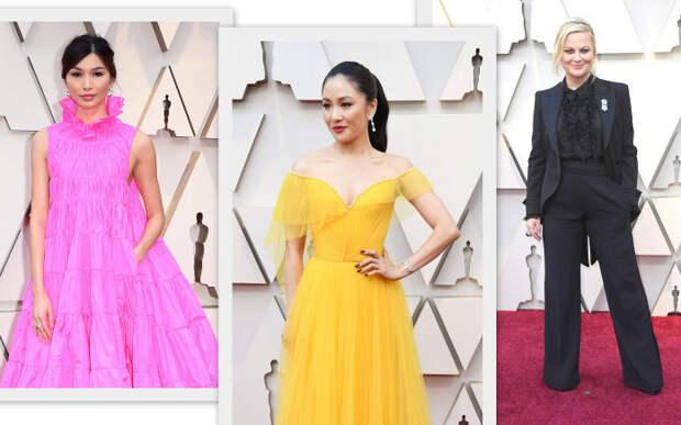 И еще раз все на [красный] ковер! Оскар-2019 - розовый и не только...