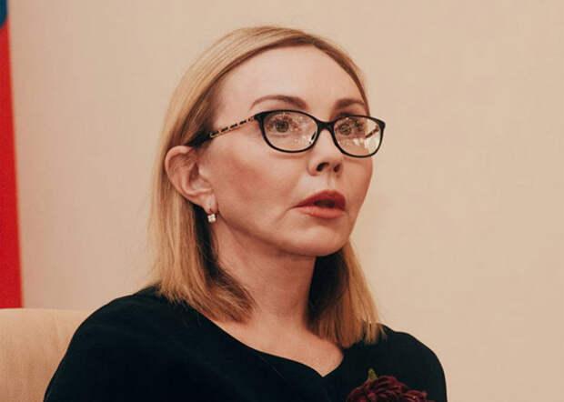 Марина Чекунова, врио замгубернатора Владимирской области(2019)|Фото: zebra-tv.ru