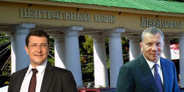 С «ЕКСом» Никитин един