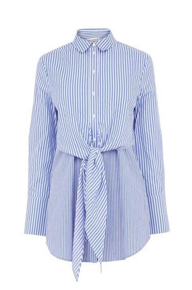 блузка с узлом какие сшить идеи для рукоделия и выкроек