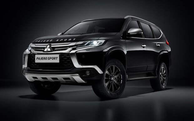 Mitsubishi выпустила Pajero Sport по мотивам «Терминатора»
