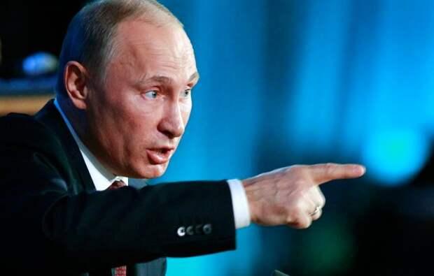 СМИ: Путин зол!