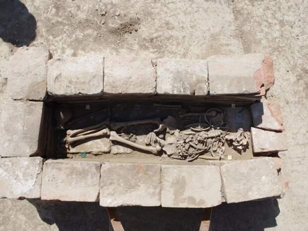 Два аварских погребения VII–VIII века найдены в Хорватии