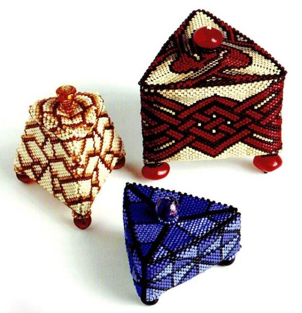 Шкатулка для украшений: виды и особенности, изготовление своими руками (41 фото)