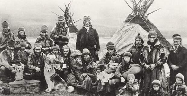 Саамы: как воевали оленеводы-красноармейцы против Гитлера