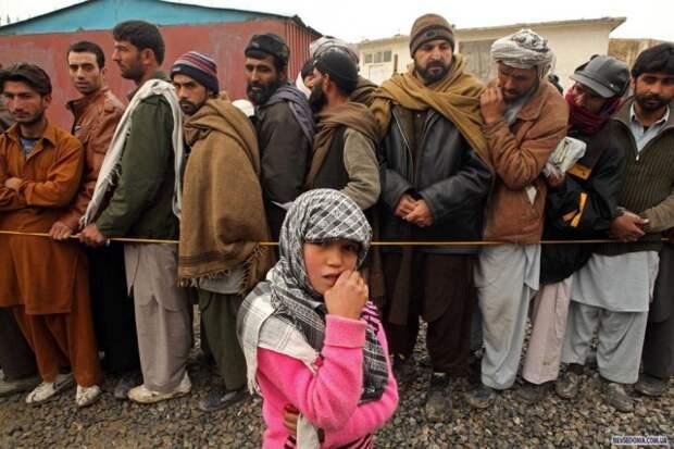 Узбекистан столкнулся с мигрантами