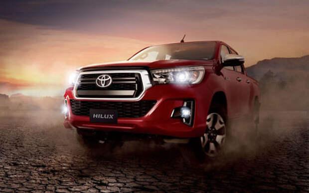 Toyota придумала встроенную в автомобиль мойку кузова