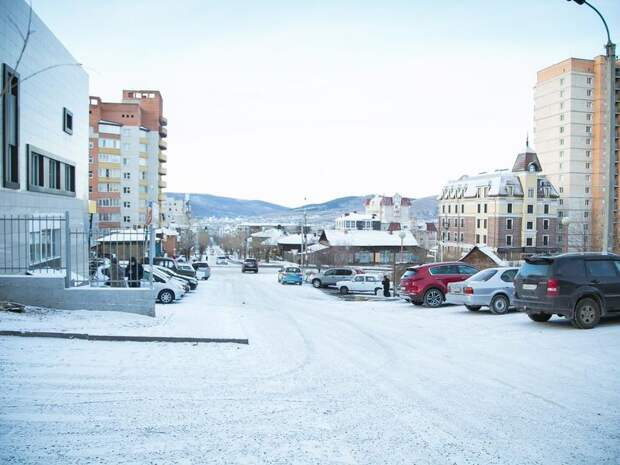 В Забайкалье 22 апреля ожидается местами снег
