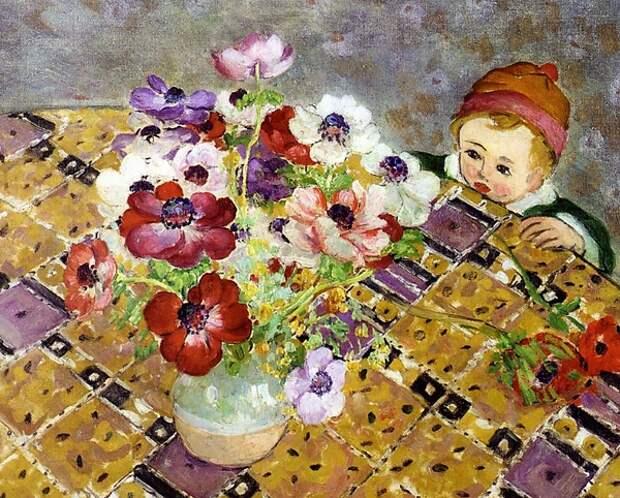 Свет и цвет чистого разума - творчество одного из лучших постимпрессионистов Франции Анри Лебаска