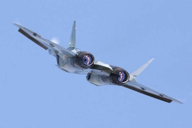Обновлённая система РЭБ «Гималаи» Су-57 способна «обезоружить» американский F-35