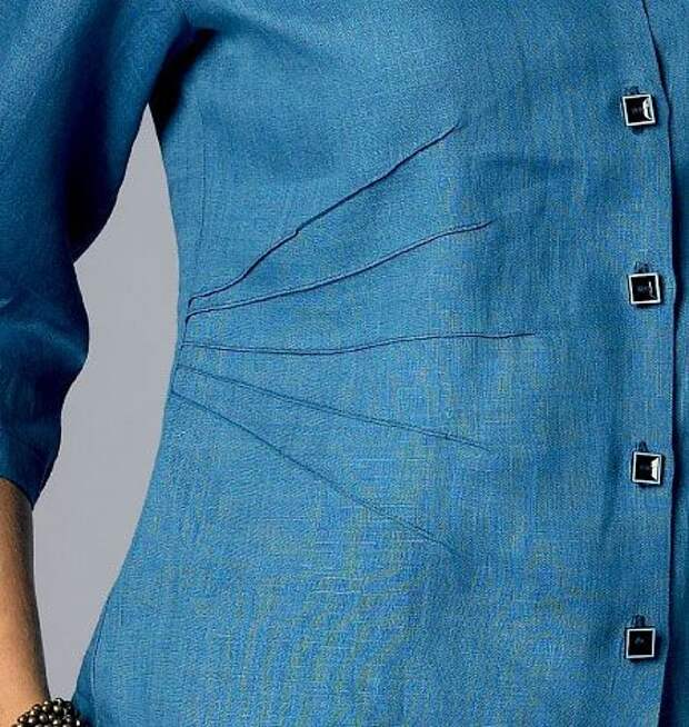 необычные детали одежды