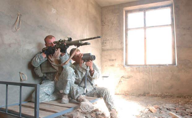 7 дальнобойных снайперских выстрелов