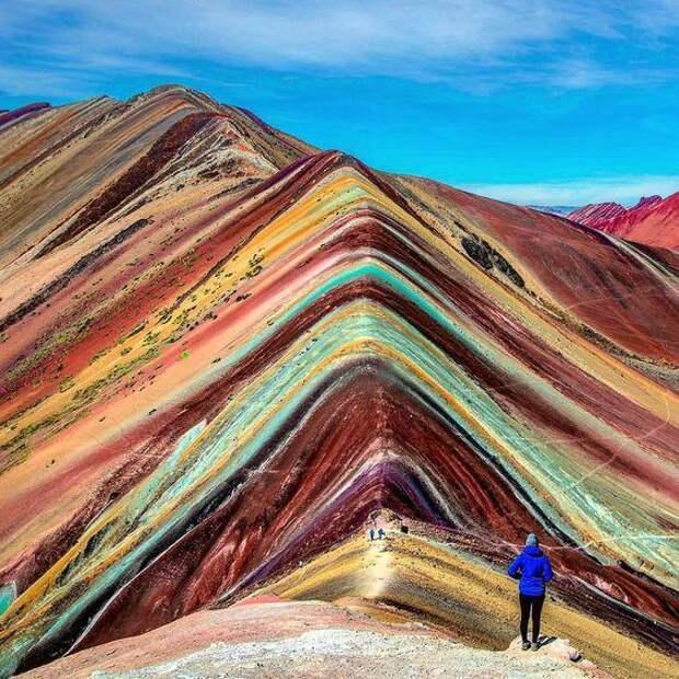 горы в Перу