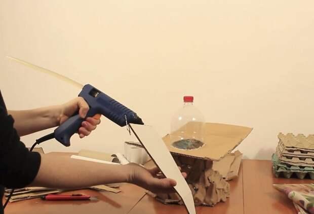 Фундамент готов, пора двигаться дальше инструкция, светильник, светильник своими руками, своими руками, сделай сам, хенд-мейд, хендмейд, хендмейд-мастер