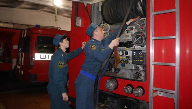 Подмосковные спасатели запустили виртуальные туры по пожарным частям