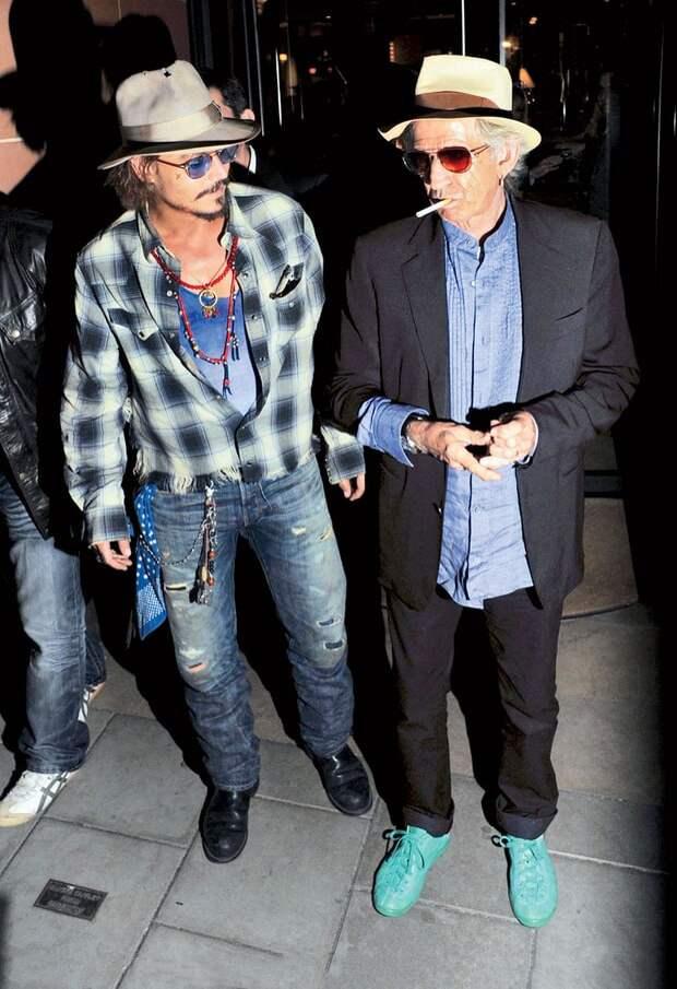 «Я опустился на такое дно, что хуже было уже некуда»: Джонни Депп дал сенсационное интервью Rolling Stone