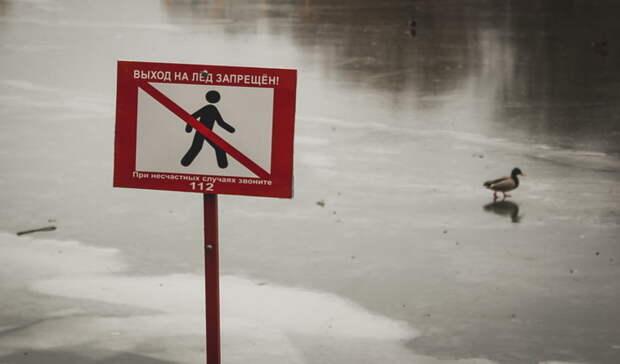 Лед не тронулся, господа присяжные заседатели! В Оренбуржье назвали дату ледохода
