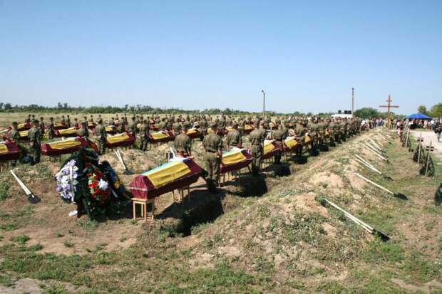 Украинское общество пока не выучило горькие уроки поражений ВСУ в Донбассе