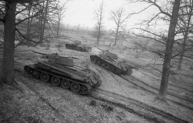 Интересные факты о танке Т-34