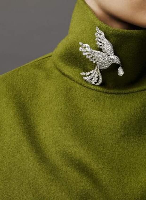 брошка свитер