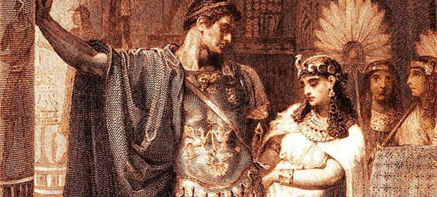 Клеопатра покорила сердца двух самых могущественных римских полководцев своего времени.