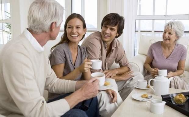 Как понять, что пришло время знакомить избранника с родителями