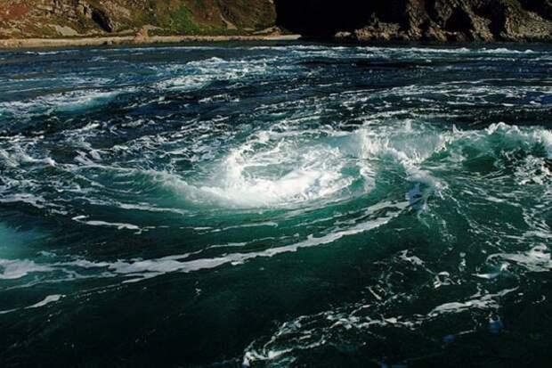 10 зрелищных явлений природы