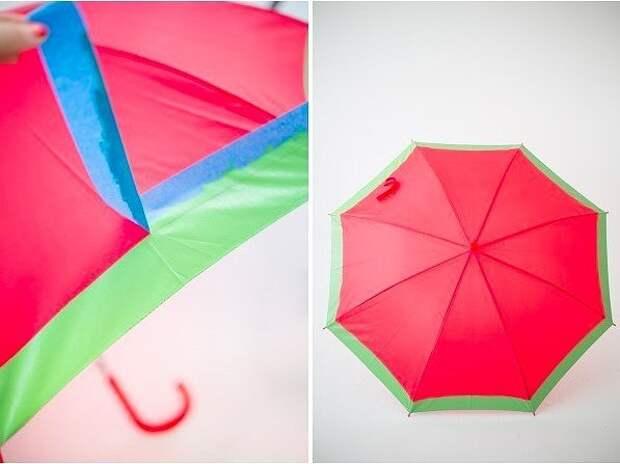 Фруктовые зонтики (Diy)