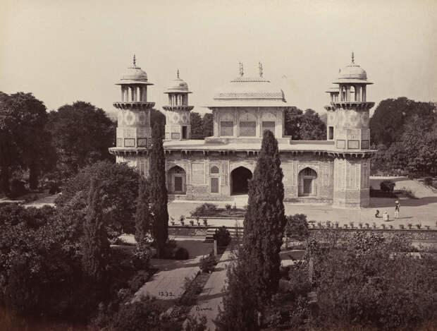 Albom fotografii indiiskoi arhitektury vzgliadov liudei 43