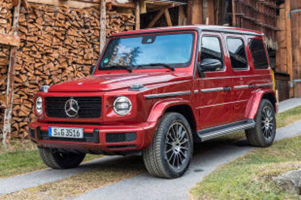 Фото: Пресс-служба Mercedes-Benz.