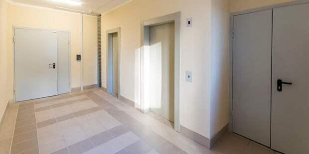 В доме на Магаданской наладили работу лифта – управа