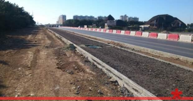 Камышовому шоссе в Севастополе ищут нового подрядчика