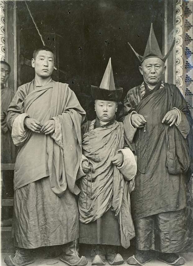 Загадочная Монголия