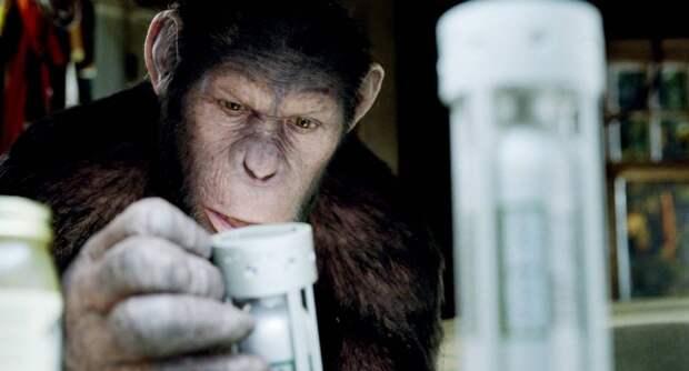 «Восстание планеты обезьян»: Прогресс до добра не доведет