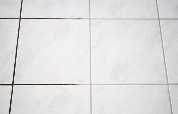 4. Швы на кафеле и плитке советы, чистка