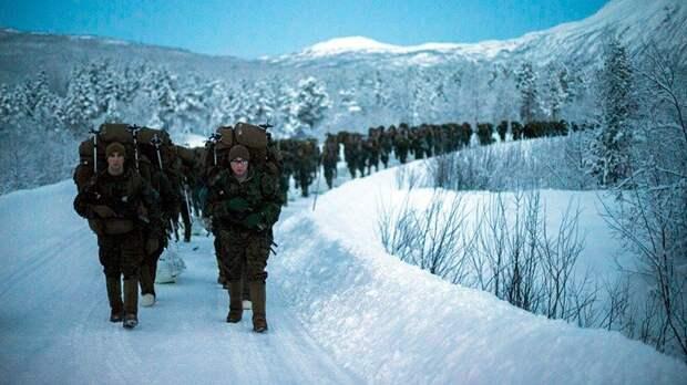 Россия не оставила без внимания усиление НАТО в Арктике