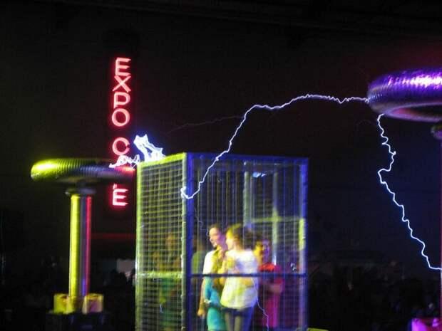 Есть такая клетка Фарадея. |Фото: wikimedia.org.