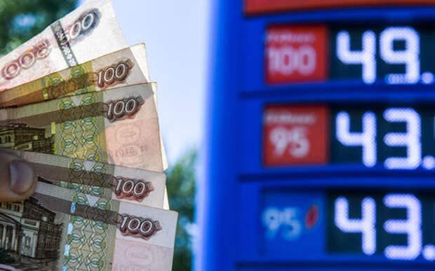 Медведев: Лимит повышения цен на бензин в этом году уже выбран