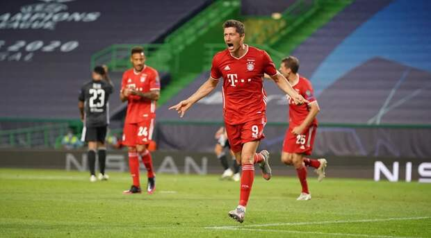«Бавария» и «ПСЖ» встретятся в финале Лиги чемпионов