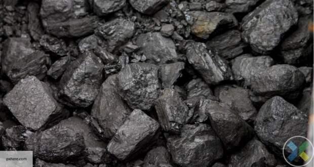 На Украине наблюдается критическая ситуация с запасами угля