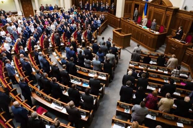 Верховная Рада завершила принятие законов для анбандлинга ГТС