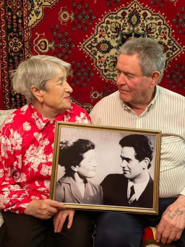 Супруги Зайкины живут в Северном душа в душу уже 60 лет