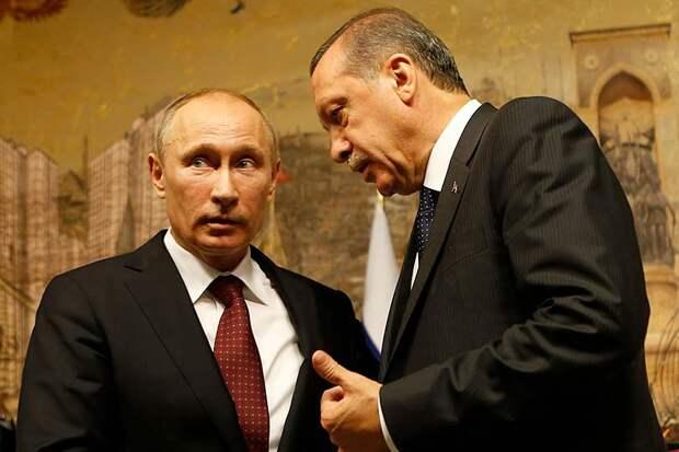 Россия построила в Турцию газопровод за свой счет, теперь турки хотят, чтобы мы по символической цене поставляли газ