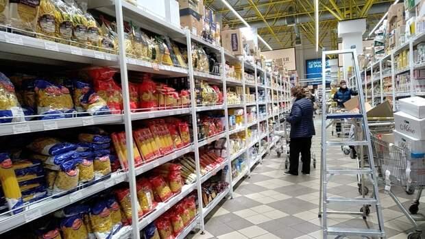 На Украине рекордно взлетели цены на продукты