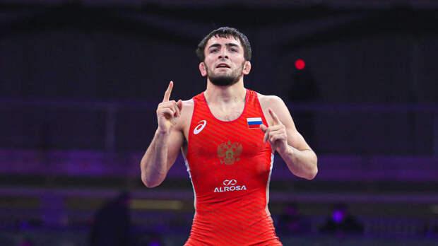 Россияне завоевали шесть золотых медалей ЧЕ в вольной борьбе