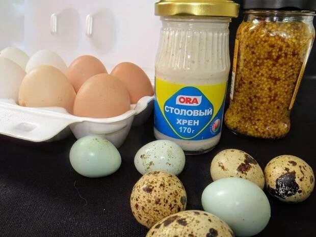 Польский рецепт популярного яичного салата